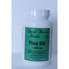 Flax Oil - 1000 mg (90 ct)