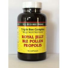 Royal Jelly, Bee Pollen, Propolis