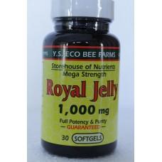 Royal Jelly 1,000 mg (30 ct) (no longer available)