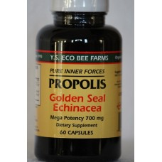 Bee Propolis with Golden Seal & Echinacea