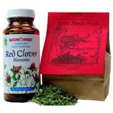 Red Clover Leaves and Blossom Tea  (1 oz)