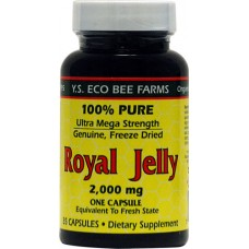 Royal Jelly 2,000 mg (35 ct)